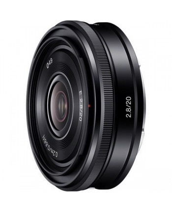 Sony E 20mm f/2.8 Lens