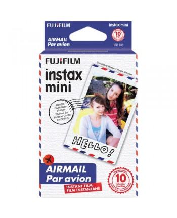 Fujifilm instax mini Airmail Instant Film (10 Exposures)