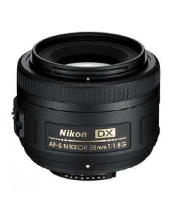 NIKKOR AF-S DX 35mm F1.8 G