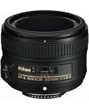 NIKKOR AF-S 50mm F/1.8G