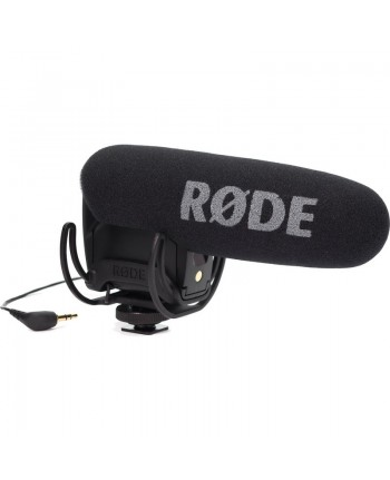 Rode VideoMic PRO on camera shotgun microphone