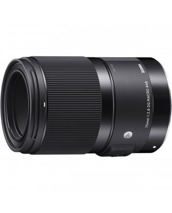 Sigma 70mm f/2.8 DG Macro Art for Sony E