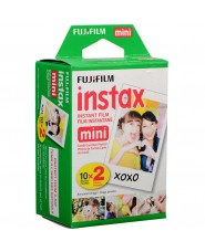 Fujifilm instax mini Instant Film (20 Exposures)