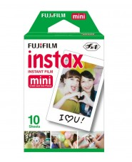 Fujifilm instax mini Glossy Instant Film (10 Exposures)
