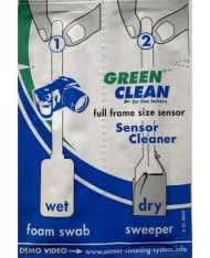 Green Clean SC - 4060 Full Frame Wet Foam & DRY Sweeper
