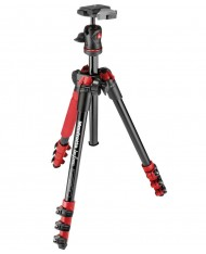 Manfrotto MKBFRA4-BH BeFree Compact Travel Aluminum Alloy Tripod