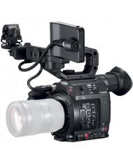 """Canon EOS C200 EF Cinema Camera + Atomos Ninja V 5"""" 4K HDMI Recording Monitor"""