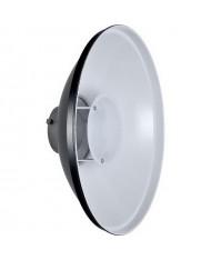 Godox BDR-W550 Beauty Dish Reflector White 55cm Bowens mount