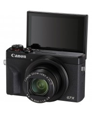Canon PowerShot G7X Mark III  Black