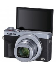 Canon PowerShot G7X Mark III Battery kit Silver