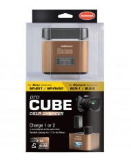 Hahnel ProCube  DSLR Charger for Sony/Olympus