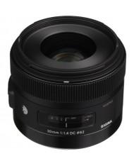 Sigma 30mm f/1.4 DC HSM Art Lens for Pentax