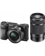 Sony Alpha a6000 dual lens kit (16-50mm + 55-210mm)