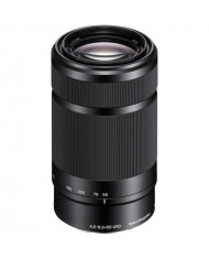 Sony E 55-210mm f/4.5-6.3 OSS E-Mount Lens