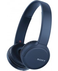 Sony WH-CH510 Wireless On-Ear Headphones (Blue)