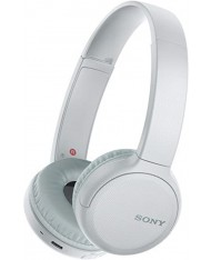 Sony WH-CH510 Wireless On-Ear Headphones (White)