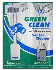 Green Clean SC - 4070 Non Full Frame Sensor Wet Foam & DRY Sweeper