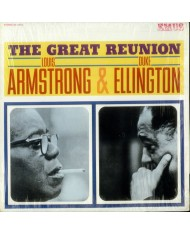 Louis Armstrong & Duke Ellington ‎– The Great Reunion