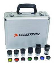 "Celestron 1.25"" Eyepiece and Accessory Kit"