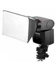 Mini SoftBox for speedlight 10x12cm