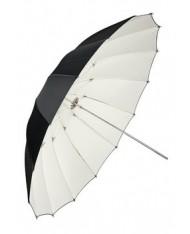 White reflective umbrella 105 cm Fibro