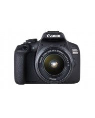 Canon EOS 2000D 18-55mm IS kit + SD16GB + Canon bag