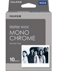 FUJIFILM INSTAX Wide Monochrome Instant Film (10 Exposures)