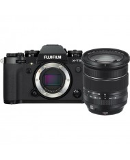 FUJIFILM X-T3 kit 16-80mm + FUJIFILM MHG-XT3 Metal Hand Grip