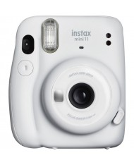FUJIFILM INSTAX Mini 11 Instant Film Camera (Ice White)