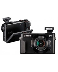 Canon PowerShot G7X Mark II + Canon bag + SD 16GB