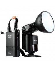 GODOX flash WITSTRO AD360II-C (for Canon TTL) - rechargeable power pack kit
