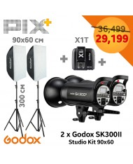 Godox SK300II Studio Strobe 90x60