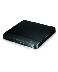 LG GP50 Slim Portable DVD Writer