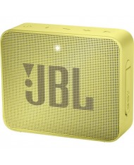 JBL GO 2 Portable Wireless Speaker (Lemonade Yellow)