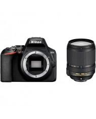 Nikon D3500 18-140mm lens