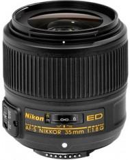 NIKKOR AF-S FX 35mm f/1.8G ED