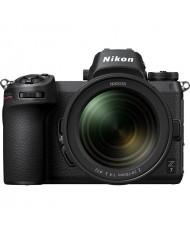 Nikon Z7 kit 24-70mm Lens and FTZ Adapter