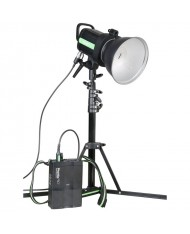 Phottix Indra500 TTL Battery Powered Studio Light