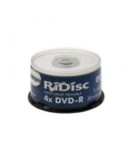 Ridisc DVD-R 1.4GB 8cm spindle 25