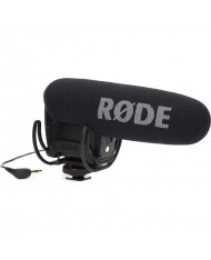 Rode VideoMic PRO on camera shotgun microphone