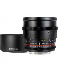 Samyang 85mm T1.5 Cine Lens for Canon EF