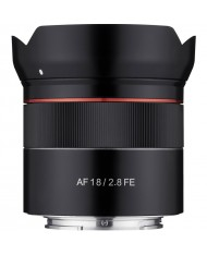 Samyang AF 18mm f/2.8 FE Lens for Sony E