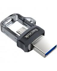SanDisk 128GB Ultra Dual m3.0 USB 3.0 / micro-USB Flash Drive