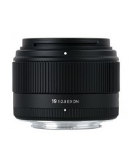 Sigma 19mm F2.8 DN Art for Micro 4/3