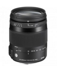 Sigma 18-200mm F3.5-6.3 DC Macro HSM Contemporary for Sony