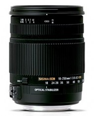 Sigma 18-250mm f/3.5-6.3 DC Macro OS for Canon