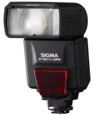 Sigma Electronic Flash EF-610 DG Super for Nikon
