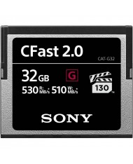Sony 32GB CFast 2.0 G Series Memory Card