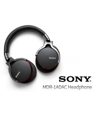 Sony MDR-1ADAC Headphones with Built-In DAC (Black)