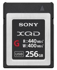 Sony XQD-G 256GB Card